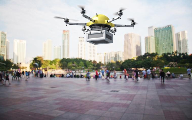 Corna tradimento: spiare il partner con il drone